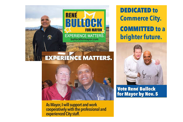 Bullock for Mayor Political Campaign
